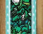 MONSTERS! case for iPhone 5/5s by Adam Fisher