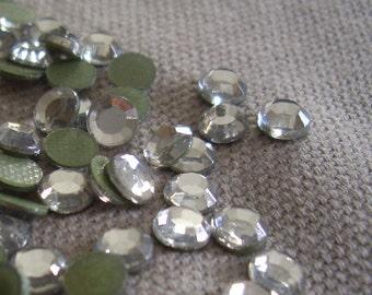 300 Hotfix Rhinestones 3mm