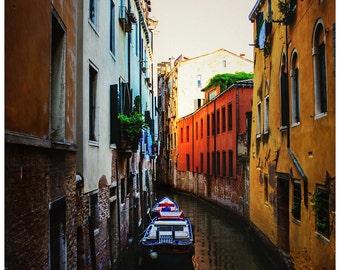 Italy Print - Venice Photo - Art Print Wall Decor
