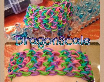 dragon scale bracelet instructions