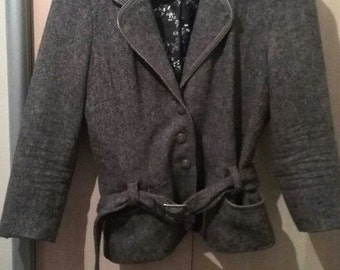 Vintage Tommy Hilfiger Tweed Blazer