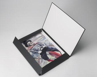 13x19 Overflap Print-Photography Handmade Portfolio