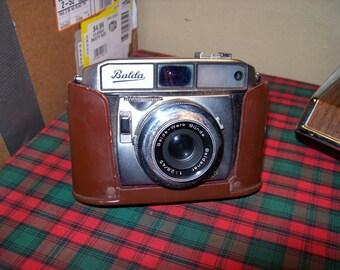 1958 Balda Baldessa 1A Vintage 35mm Film Camera