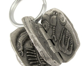 Burgess Shale Fossils Necklace or Keychain
