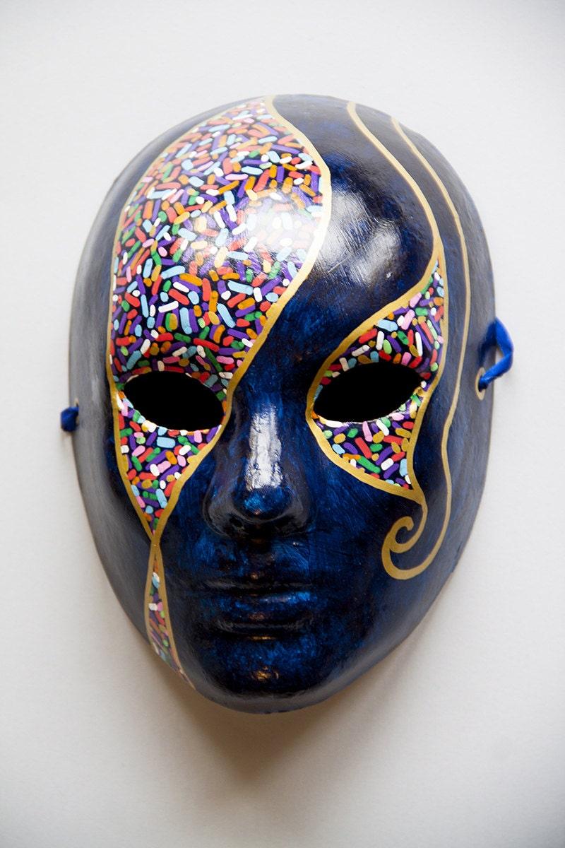 Full Face Masquerade M...