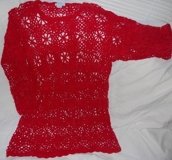 1980 vintage doncaster spiderweb sweater soft knit velour