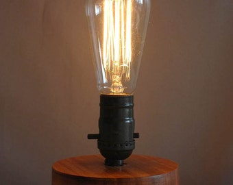 Edison Lamp, Edison Light, Antique Lamp, Antique Reading Lamp
