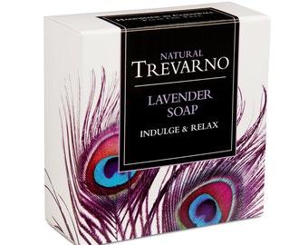 Trevarno Lavender Soap
