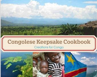 Congolese Keepsake Cookbook