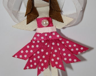Dotty Dress Flower Fairy