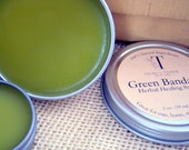 "Herbal Healing Salve ""Green Bandage"" : Multi-purpose Salve, Great for Children, All Natural"