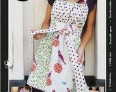 Pretty Ditty Apron e-pattern (pdf sewing pattern)