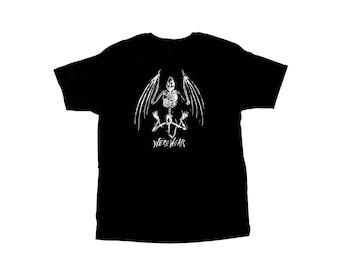 Werewear Bat Tee Shirt