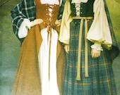 Winch Maiden, Oktoberfest, Beer Girls Pattern, Halloween Costume Pattern, Simplicity 3623