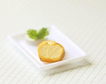 Dollhouse Pound Cake - Butter Pound Cake