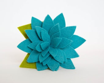 Dog Collar Flower - Blue Star Blossom