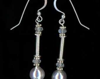 Fabulous Blue Pearls