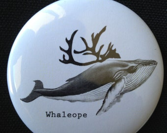 Whaleope Button