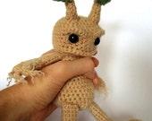 Mandrake - Amigurumi Crochet Pattern