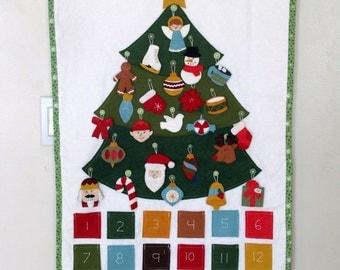 Custom Christmas Advent Calendar