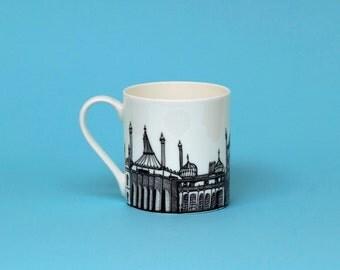 Brighton Pavilion Mug
