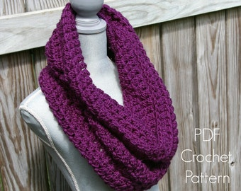 Crochet Pattern Instant Download Cowl HoodPDF