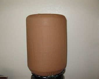 5 gallon Bottle Cover-Brown Tan