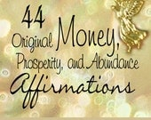 Manifest Money, Prosperity, and Abundance