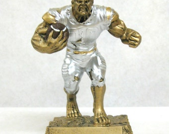 Football Monster Zombie Resin Trophy A0600059