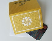 Gift Card Holder: All Occasion, Blank & Handmade - Sunkissed
