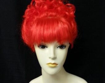 Beetlejuice Miss Argentina wig