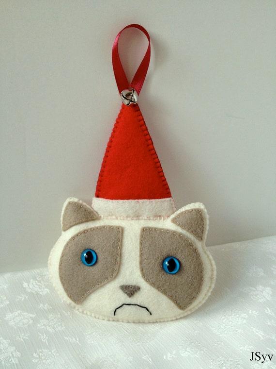 grumpy cat meme christmas tree - photo #22