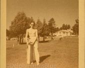 Download Instantly // Digital Image // Vintage // Color Photo // Time for Golf              0355