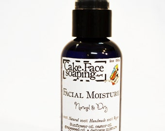 2 oz. Natural Facial Moisturizer with vitamin E