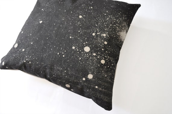 Galaxy cushion cover / Limited edition / Screen Printed