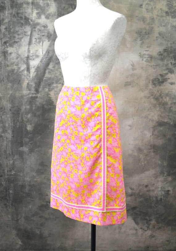 Lilly Pulitzer Vintage Pink Skirt