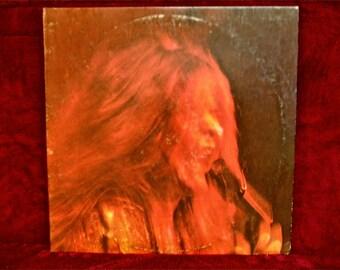 JANIS JOPLIN - I Got Dem Ol Kozmic Blues - 1969 Vintage Vinyl Record Album