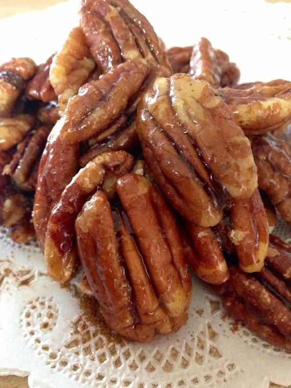 Kahlua Spice Pecans