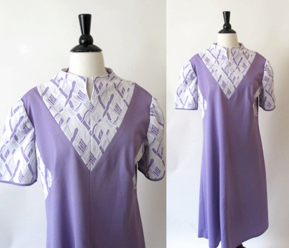 Lavender vintage dresses for sale
