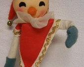 Vintage Pixie Doll Toy  Made in Japan 1960s Vintage Retro