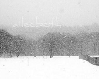 New York City SNOW !