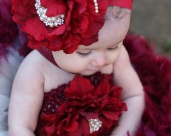 Girls Flower Headband Baby Headbands Flower Headbands