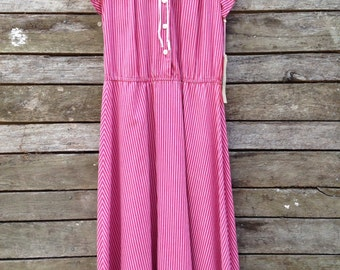 1960's 'Western' Pretty Summer Dress