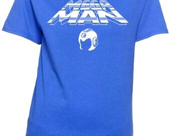 Retro Megaman T Shirt