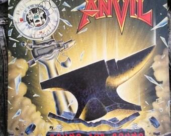 "Anvil ''Pound For Pound"" 1988 Vinyl"
