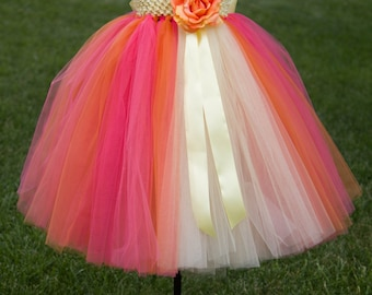 Sherbet Punch Tutu Dress