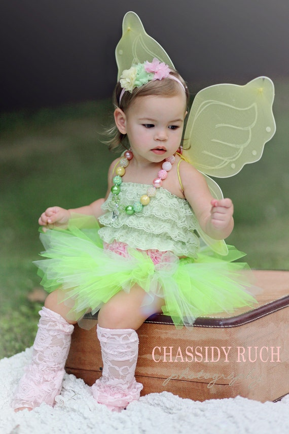 Cute Baby Fairies: Fairy Halloween Costume Tutu Cute Garden Fairy By