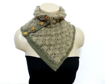 Shoulder Scarf