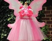 Pinkalicious Tutu Dress 3t, 4t, 5t, 6