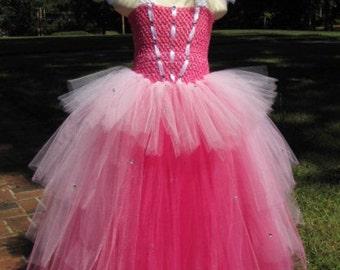 Princess Venellope Tutu Dress size 12-18m, 18-24m, 2t, 3t, 4t, 5t, 6